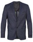 Junk de Luxe Blazer - Cotton Linen Indigo Blazer