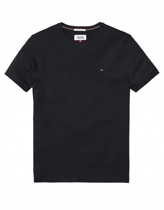 Hilfiger Denim Basic T-Shirt - Black