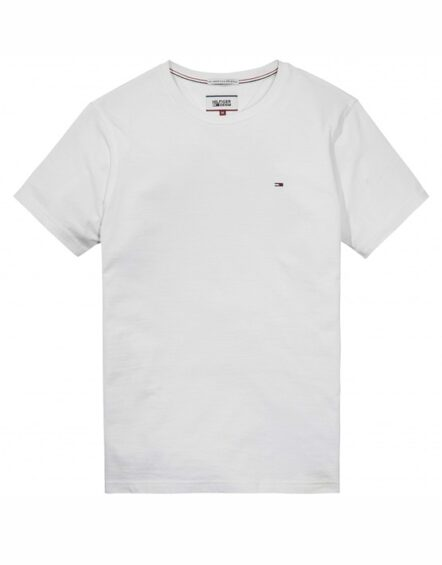 TJM Basic T-Shirt – White