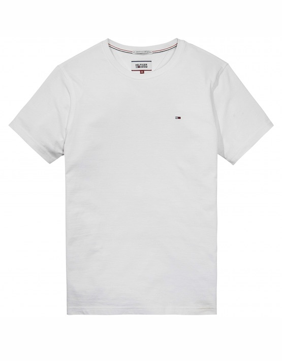 Hilfiger Denim Basic T-Shirt - White