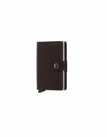 Secrid Miniwallet – Original Brown