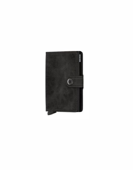 Secrid Miniwallet – Vintage Black