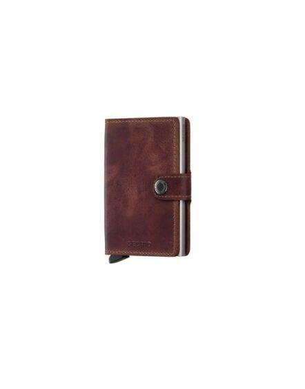 Secrid Miniwallet – Vintage Brown