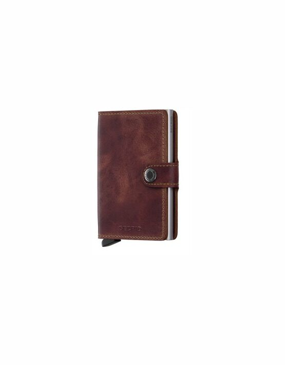 Secrid Miniwallet - Vintage Brown