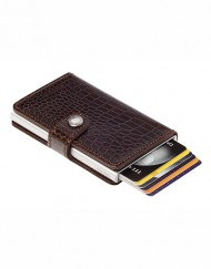 Secrid Miniwallet - Amazon Brown