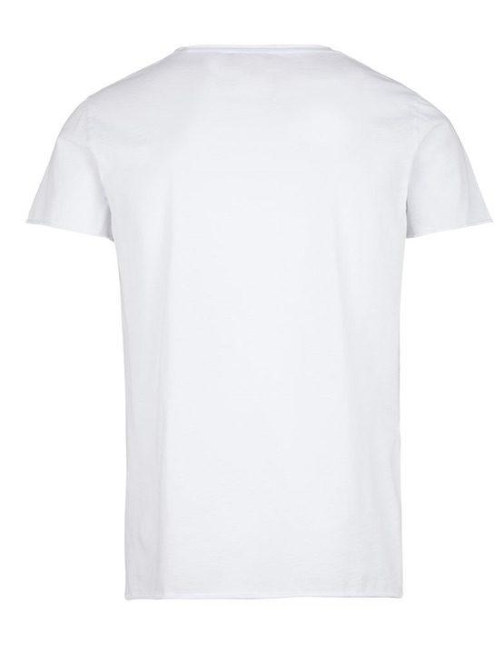 Junk de Luxe T-Shirt - Raw Organic White