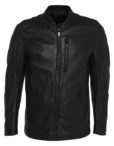 Junk de Luxe Læderjakke - Leather Jacket Black