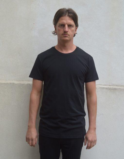 SAMSØE SAMSØE KRONOS T-SHIRT BLACK