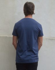 Samsøe Samsøe Kronos T-Shirt Blue Iris Mel