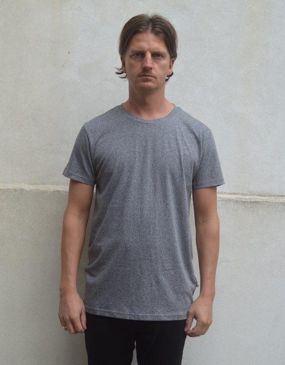 Samsøe Samsøe Kronos T-Shirt Multi Black Melange
