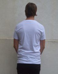 Samsøe Samsøe Marian Male T-shirt White