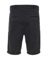 Junk de Luxe Shorts - Stretch Chino Shorts Black