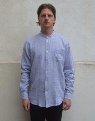 Samsøe Samsøe Skjorte – Liam EA 6965 White Stripe