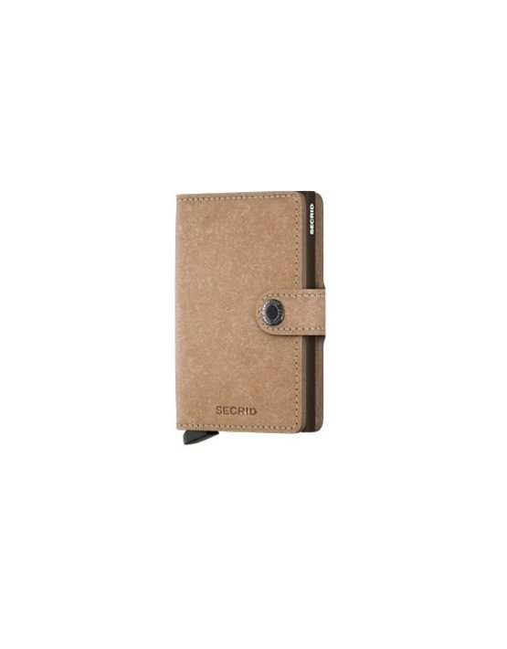 Secrid Miniwallet - Recycled Natural
