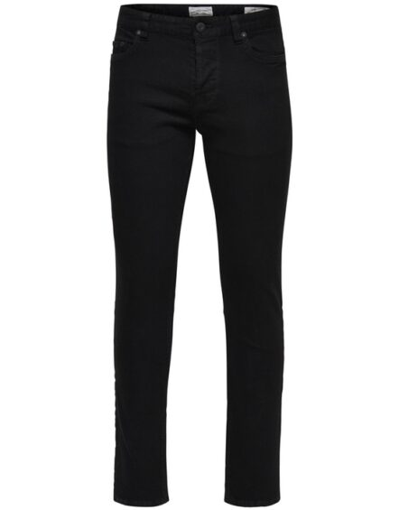 Only & Sons Slim Fit Jeans – Black