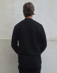 Samsøe Samsøe Strik - Blair zip cardigan 7110 Black