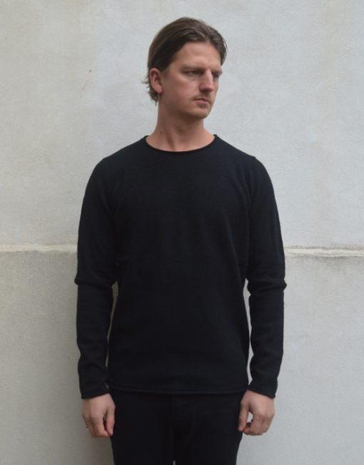 Samsøe Samsøe Strik - Blair 7110 Black