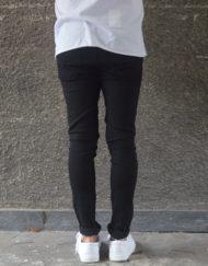 Samsøe Samsøe Jeans Skinny - Travis Black Rinse