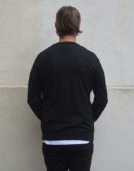 Samsøe Samsøe Strik - Lucky zip cardigan 3111 Black