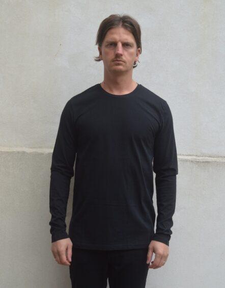 Samsøe Samsøe L/S T-shirt – Kronos Black