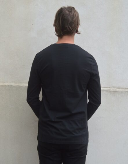 Samsøe Samsøe L/S T-shirt - Kronos Black