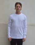 Samsøe Samsøe L/S T-Shirt - Kronos White