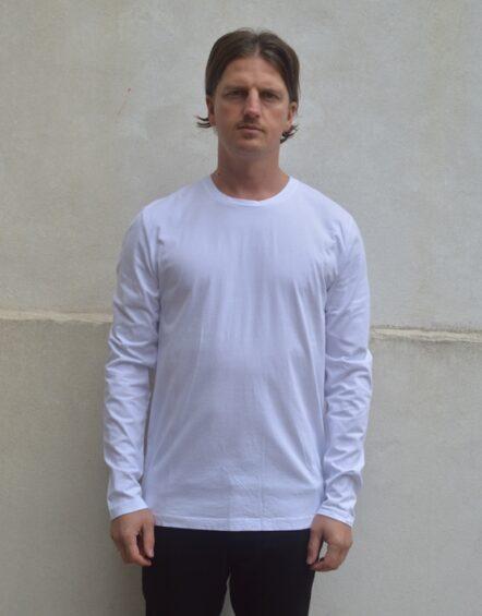 Samsøe Samsøe L/S T-Shirt – Kronos White