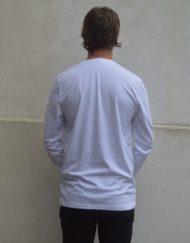 Samsøe Samsøe L/Æ T-shirt - Kronos White