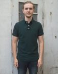 Superdry Polo - Classic Polo Dark Forest Green Marl
