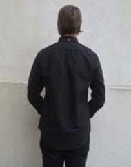 Samsøe Samsøe Skjorte - Liam CX 3942 Black
