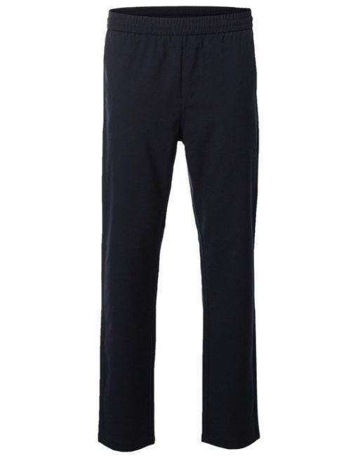 Selected Buks - Navy Solid Pants