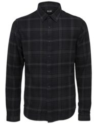 Only & Sons Skjorte – Tim LS Shirt Black
