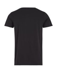 Junk de Luxe T-Shirt - Raw Organic Black