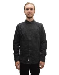 Superdry Oxford Shirt – Onyx Marl