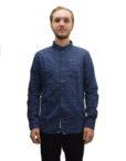 Superdry Oxford Shirt - Navy Marl