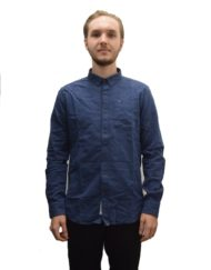 Superdry Oxford Shirt – Navy Marl