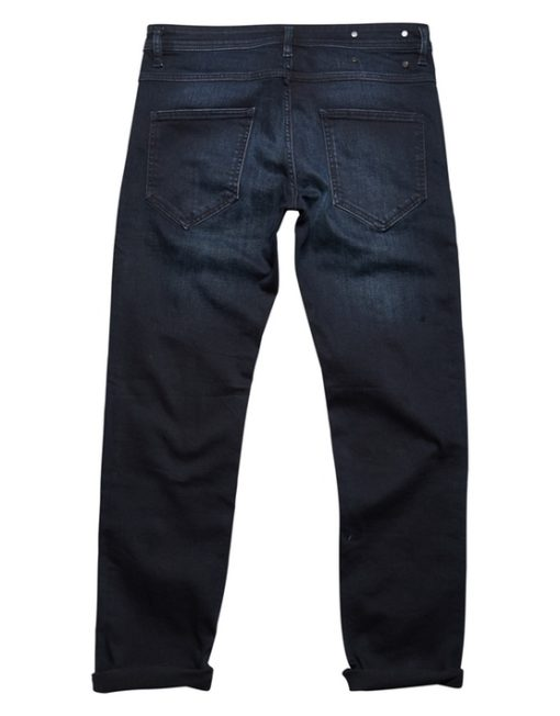 GABBA JEANS - NERAK k1720 blue black