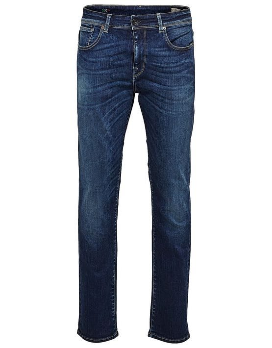 Selected Two MARIO Jeans Dark Blue