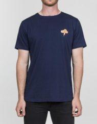 RVLT T-Shirt – 1858 CLO NAVY