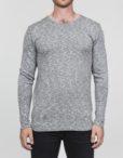RVLT T-Shirt - 1881 TEE L/S GREY
