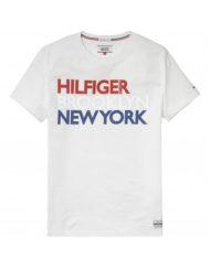 HILFIGER DENIM – REFLEKS LOGO T-SHIRT
