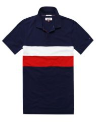 HILFIGER DENIM – TRACK POLO