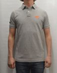 Superdry Polo - Classic Polo Light Grey