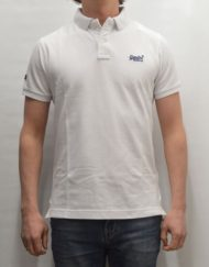 Superdry Polo – Classic Polo Optic White