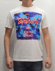 Superdry T-Shirt – City Brand Camo
