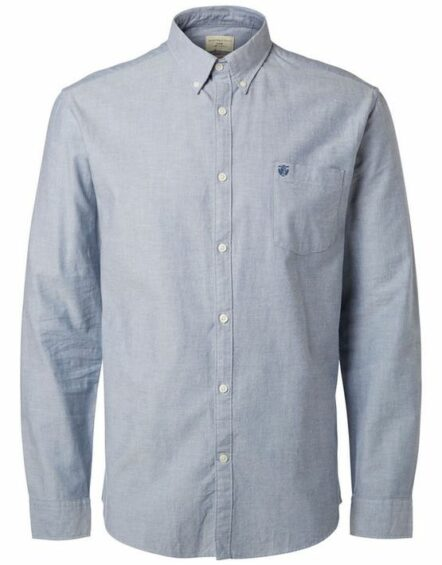 Selected Skjorte – Dusty Blue