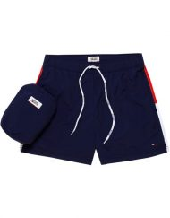 DM0DM02126002 | HILFIGER DENIM – Badeshorts Basic Flag | GATE 36 Hobro