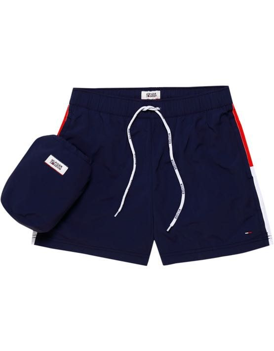 DM0DM02126002 | HILFIGER DENIM - Badeshorts Basic Flag | GATE 36 Hobro
