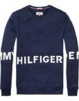 Hilfiger Denim - Basic Sweat Navy | GATE 36 HOBRO