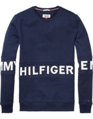 Hilfiger Denim – Basic Sweat Navy | GATE 36 HOBRO
